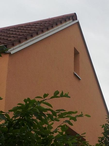 nicht ausgebauter dachraum